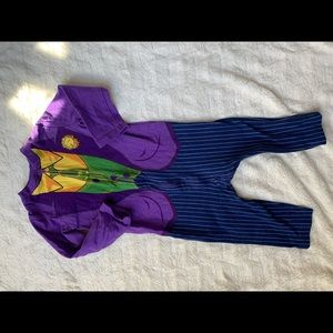 12-18 month joker onesie costume 🃏  🎃